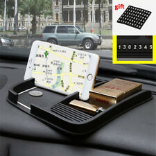 Universal Anti-Slip Mat Silicone Pad Dash Mat Cell Phone Holder Stop Sign board