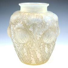 René Lalique Domremy vase - Marcilhac 979
