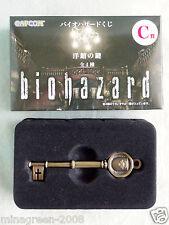 CAPCOM BIOHAZARD Resident Evil Kuji 2014 C Prize Western Style House Key Shield