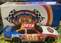 DARRELL WALTRIP #66 Route 66 Victory Tour 1/24 ACTION 2000 NASCAR
