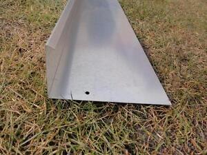 Kiesbegrenzung Innenecke Stahl verzinkt 1-er Set