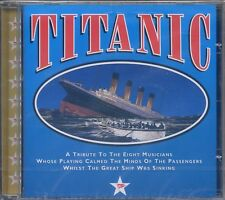 CD  Titanic - A Tribute To The Eight Musicians