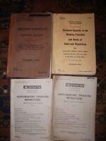 BRITISH RAILWAYS EASTERN REGION APPENDIX - NORTHERN AREA (B15) and others