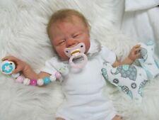 Reborn Reallife Baby Emmelie by U.Gall Babypuppe Bausatz Rebornbaby  ninisingen