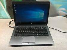 HP ProBook 640 G1 Laptop / i5-4300m 2.6GHZ / 4GB DDR3 / Windows 10