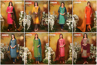 kameez salwar pakistani indian suit shalwar dress casual designer cotton wear pa