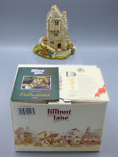 "Lillipute Lane ""Tudor Merchant"" Miniature 1991 Welsh Collection New Uk"