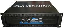 "Gli Pro PVX9000 19"" Rack Mountable 10,000 Watts 2 Channel Max Pro Amplifier"