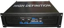 "Gli Pro PVX9000 19"" Rack Mountable 10,000 Watts 2 Channel Max Pro Amplifier"