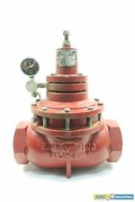 Kimray 312 SGT BP 3 In Npt Iron Gas Back Pressure Regulator Valve