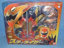 Power Rangers Dino Thunder Triassic Shield Weapon Bandai JAPAN MIB