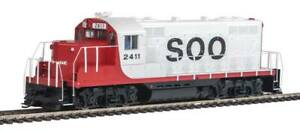 Walthers-EMD GP9 Phase II with Chopped Nose - ESU(R) Sound and DCC -- Soo Line #