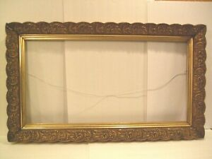 Magnificient Antique Frame Solid Wood