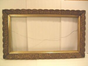 Magnificient Antique Frame Solid Wood