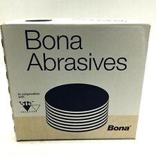 Bona Abrasives Black Floor Edger Disc, 6 Inch, 120 Grit, Aas46850120, Pack of 50