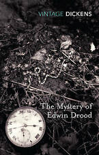 Very Good, The Mystery Of Edwin Drood (Vintage Classics), Charles Dickens, Book