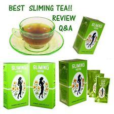 German SLIMMING HERB TEA - Sliming Weight Loss Diet Detox (100 Bags)
