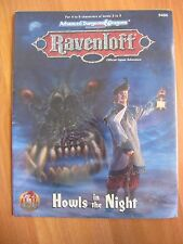 Howls in the Night Ravenloft Dungeons & Dragons 2nd TSR9466 new sealed