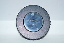 Nikon Hard Sided Clear Plastic Lens Case BOTTOM ONLY Made in the Japan (Lsc-51)