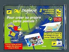 "FRANCE - FRANCIA - Cart. Post. - 1997 - ""INGENIO""-FRANCE 98"