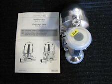 Gemu 650 diaphragm valve, Metal, DN4 - 50 and PN16-316 with documentation, new