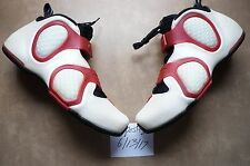 2001 Nike Flightposite 3 PE 330014 115 white-varsity red Unreleased Sample rare
