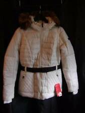L Down Solid Regular Size Coats & Jackets for Women