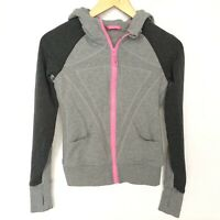 Ivivva Lululemon ZIP Up Hoodies Jacket Girl's 12