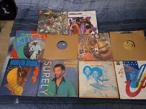 10 Reggae Vinyl LP's #1