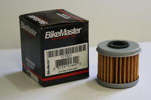Bikemaster Motorcycle Replacement Oil Filter JO-H110