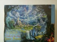Castle in the Sky Fantasy Series Jigsaw Puzzle 1000 Piece Designed in California
