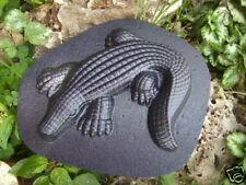 Alligator mold concrete gator mold mould