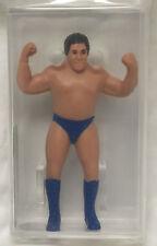 1985  ANDRE THE GIANT LJN WWF WRESTLING SUPERSTAR SHORT HAIR LOOSE BENDIE AFA 80