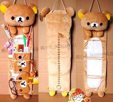 FD4300 Lovely Rilakkuma San-X Wall Hanging Storage Bag 3 Pockets ~X'mas Gift~