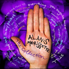 THE COLLECTION CD BY ALANIS MORISSETTE NEW SEALED