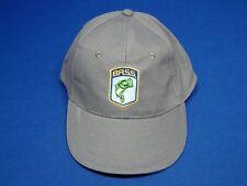 B.A.S.S. Fishing Baseball Cap BASS Fish Adjustable Hat