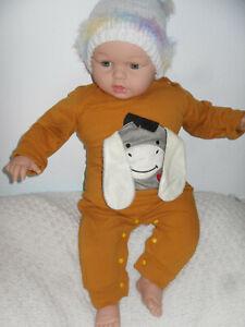 Traumdolls Babypuppen Antonio Juan Patrick  65 cm Puppe Spielpuppe NEU
