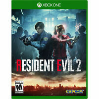 Resident Evil 2 Standard Edition Xbox One New!