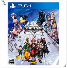PS4 Kingdom Hearts HD 2.8 Final Chapter ENG / JAP SONY Square Enix RPG Games