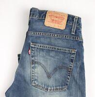 Levi's Strauss & Co Herren 507 04 Gerades Bein Jeans Größe W34 L34 AVZ225