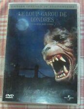 DVD. Le loup-garou de Londres. Édition spéciale 20e anniversaire. 2001.