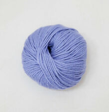 NEW Debbie Bliss Cotton DK Periwinkle 62 Fabric Yarn Crafts Sewing