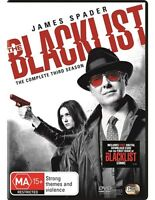 BLACKLIST Complete Season 3 - James Spader 6DVD NEW