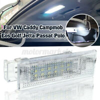 LED Luggage Trunk Boot Light Tailgate Lamp For VW Caddy Golf MK4 Tiguan Seat