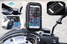 Motocicleta Bicicleta Universal del Teléfono Móvil GPS y Sat Nav Note funda titular
