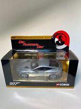 James Bond 007 Corgi Toys Aston Martin V12 Vanquish 2003