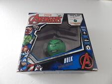 WorldTech 33195 Marvel Hulk Flying UFO Ball New