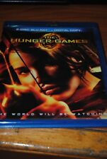 The Hunger Games The World Will Be Watching  Blu-ray Disc 2-Disc Set GREAT!