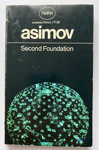 Asimov - Second Foundation