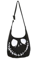Disney The Nightmare Before Christmas Jack Face Hobo Bag Purse Tote